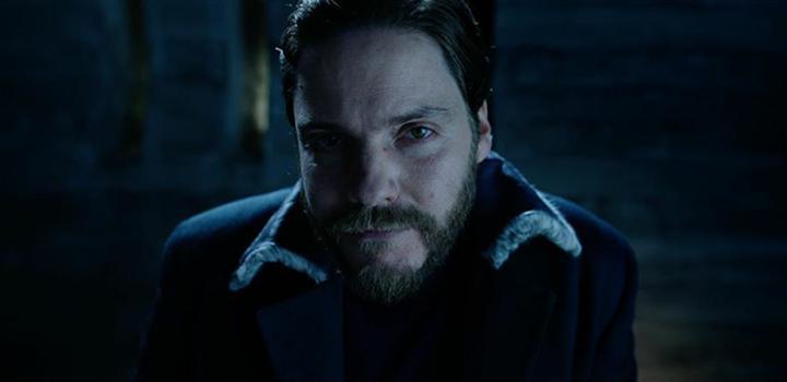 Daniel Brühl como Barão Zemo - Falcão e o Soldado Invernal 2020