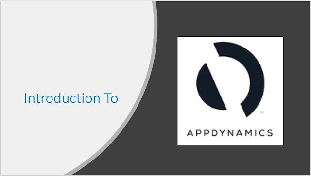 AppDynamics : Application Performance Monitoring & Management