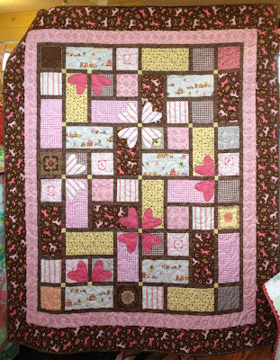 Star Gazing Quilt Pattern by Pink Hippo Quilts
