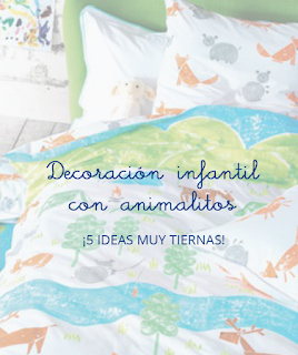 decoracion infantil animales