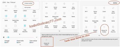 Cara Instal dan Mengaktifkan Always on Display di Semua Samsung Android Nougat