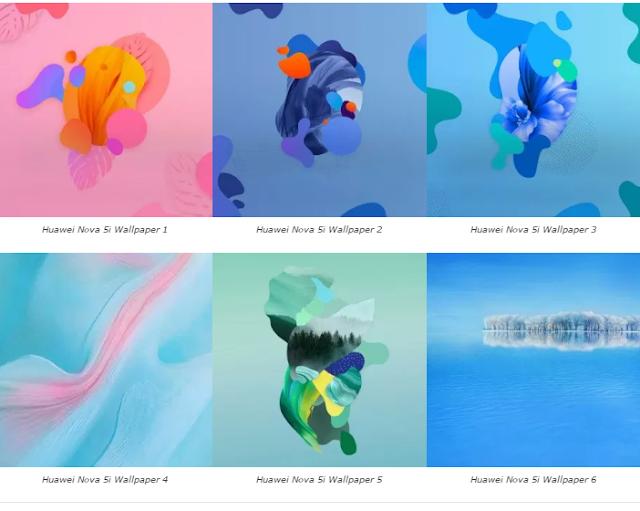 Download Wallpaper Huawei Nova 5 (Pro) [FHD +] 3