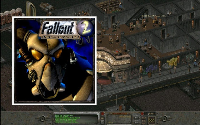 Fallout 2 - Top 10 Old PC Games That Are Still Worth Playing
