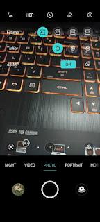 Oppo reno 4 F Color OS 11