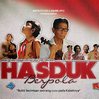 Film Hasduk Berpola 2013 - Indonesia Movie