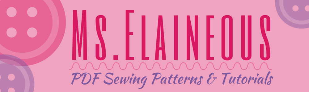 Ms. Elaineous Teaches Sewing