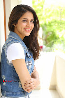 Telugu Actress Lavanya Tripathi Latest Pos in Denim Jeans and Jacket  0133.JPG