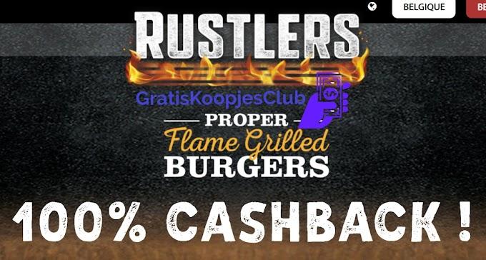 Gratis Rustler Burger