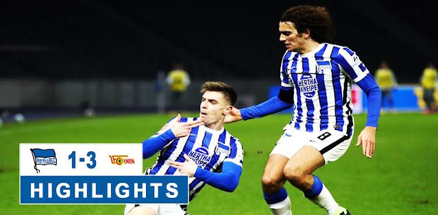 Hertha BSC vs Union Berlin – Highlights