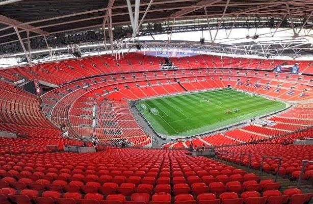 Estádio de Wembley em Londres | Inglaterra
