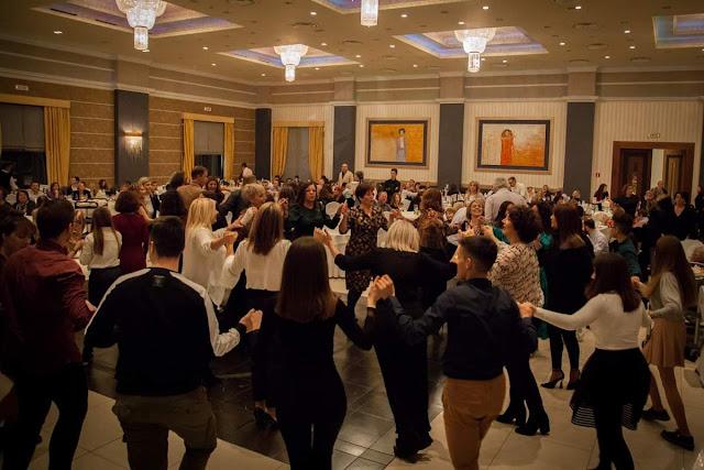 Με κέφι χορό και τραγούδι έκοψε την πίτα του ο Σύλλογος Κηδεμόνων του Νέου Σχολείου