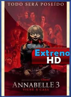 Annabelle 3: Viene a casa (2019) | DVDRip Latino HD GoogleDrive 1 Link