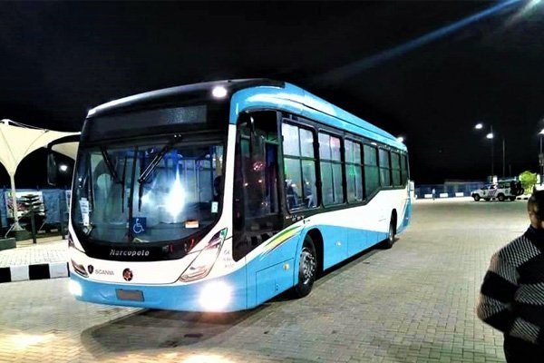Lagos bus service transports 10m passengers in 10 months