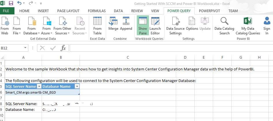 Gerry Hampson Device Management: Analyse your ConfigMgr data