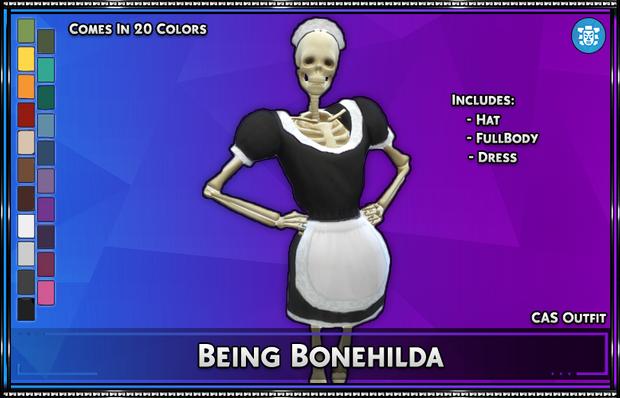 Being Bonehilda
