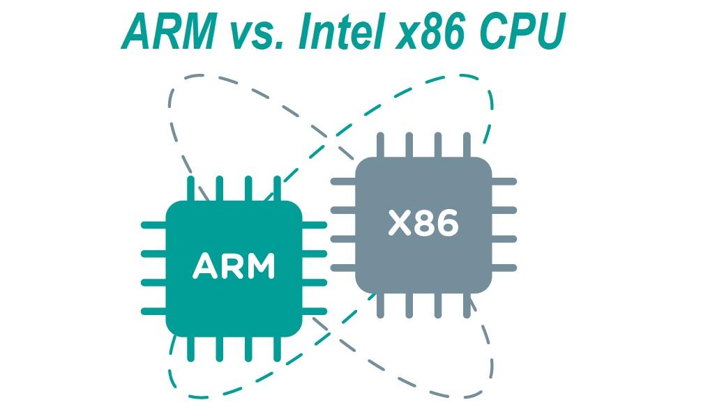 ARM vs. Intel