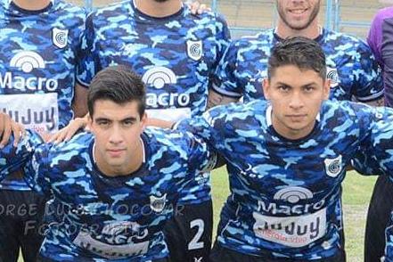 Federico Quintana y Enzo Paredes firmaron sus primeros contratos