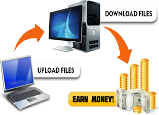 earn money by uploading files free with sharecash