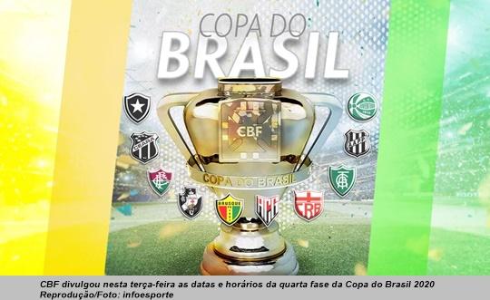 www.seuguara.com.br/Copa do Brasil 2020/quarta fase/CBF/