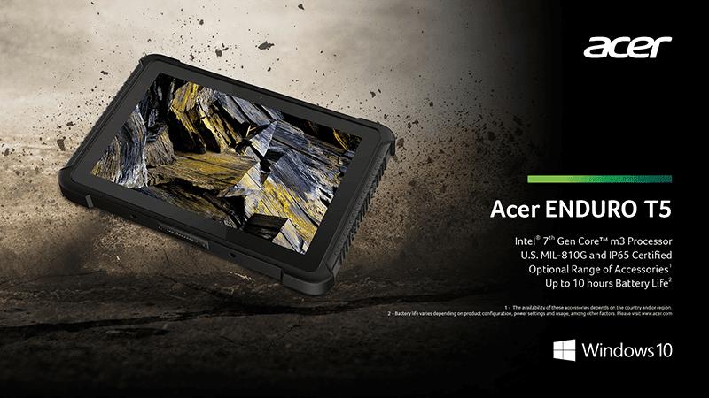 Acer Enduro T5