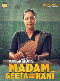 Madam Geeta Rani (Raatchasi) (2020) 480p 720p Hindi Dubbed HD