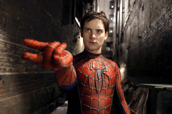 Foto dan Video Spiderman Movie