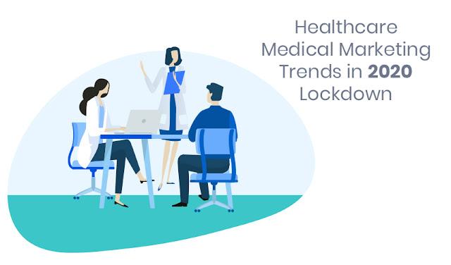 Healthcare Medical Marketing Trends in 2020 Lockdown - Webriology