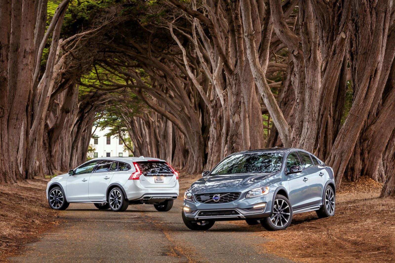VOLVO%2BS60%2BCROSS%2BCOUNTRY%2B%2526%2BV60%2BCROSS%2BCOUNTRY Η Volvo με το νέο S60 Cross Country δημιουργεί το πρώτο sedan με διττό χαρακτήρα