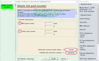 Download Epson L5190 Adjustment Program