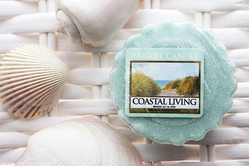 wosk zapachowy yankee candle costal living