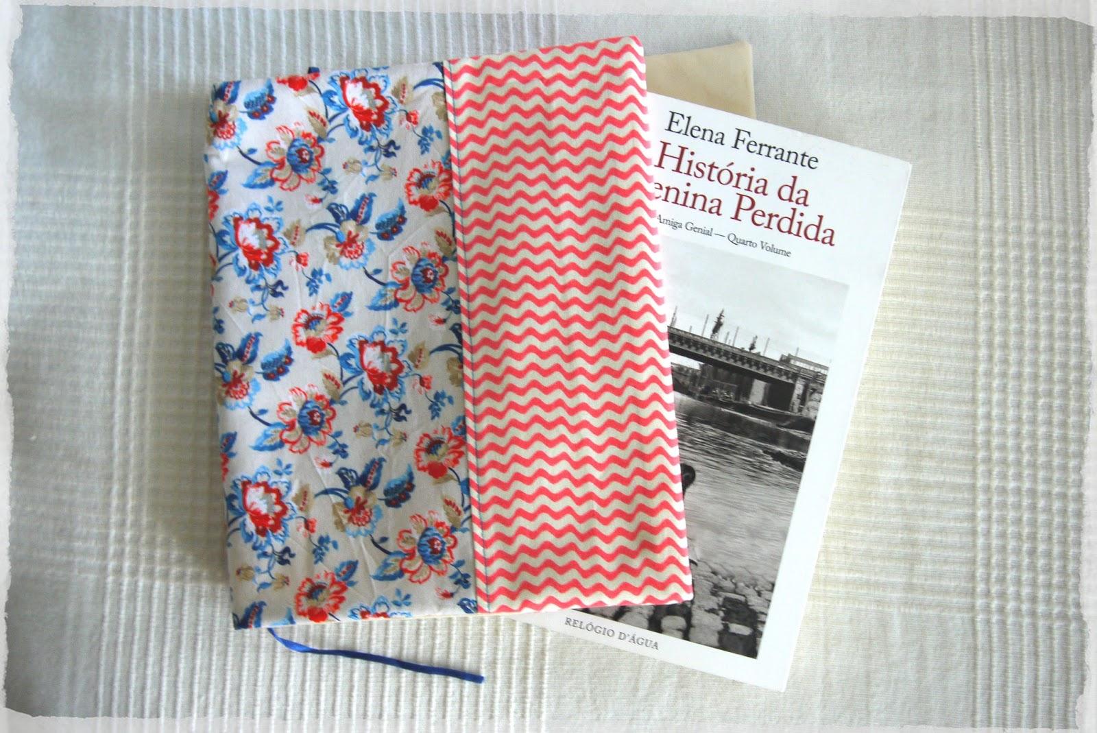 Book Cover Tutorial Java : Fabric bookcover tutorial para capa de livro em