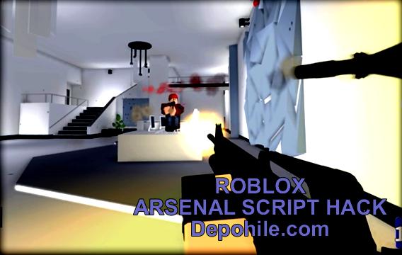 Roblox Arsenal Herkesi Öldürme Script Gui Hilesi Temmuz 2019