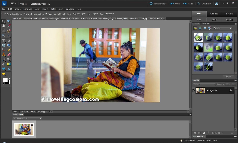 Photoshop Elements Texture filters - helpx.adobe.com