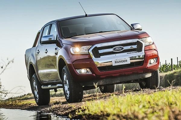 Ford Ranger (2019)