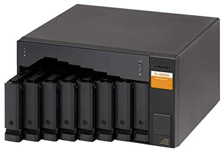 Review QNAP TL-D800S-US 8 Bay SATA 6Gbps NAS