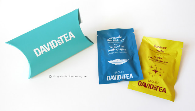 Fashion on Yonge 2016 Swag Bag David's Tea