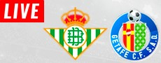 Real Betis LIVE STREAM streaming