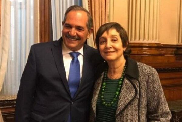 Caso Alperovich: denuncian a la senadora Mirkin por encubrimiento agravado