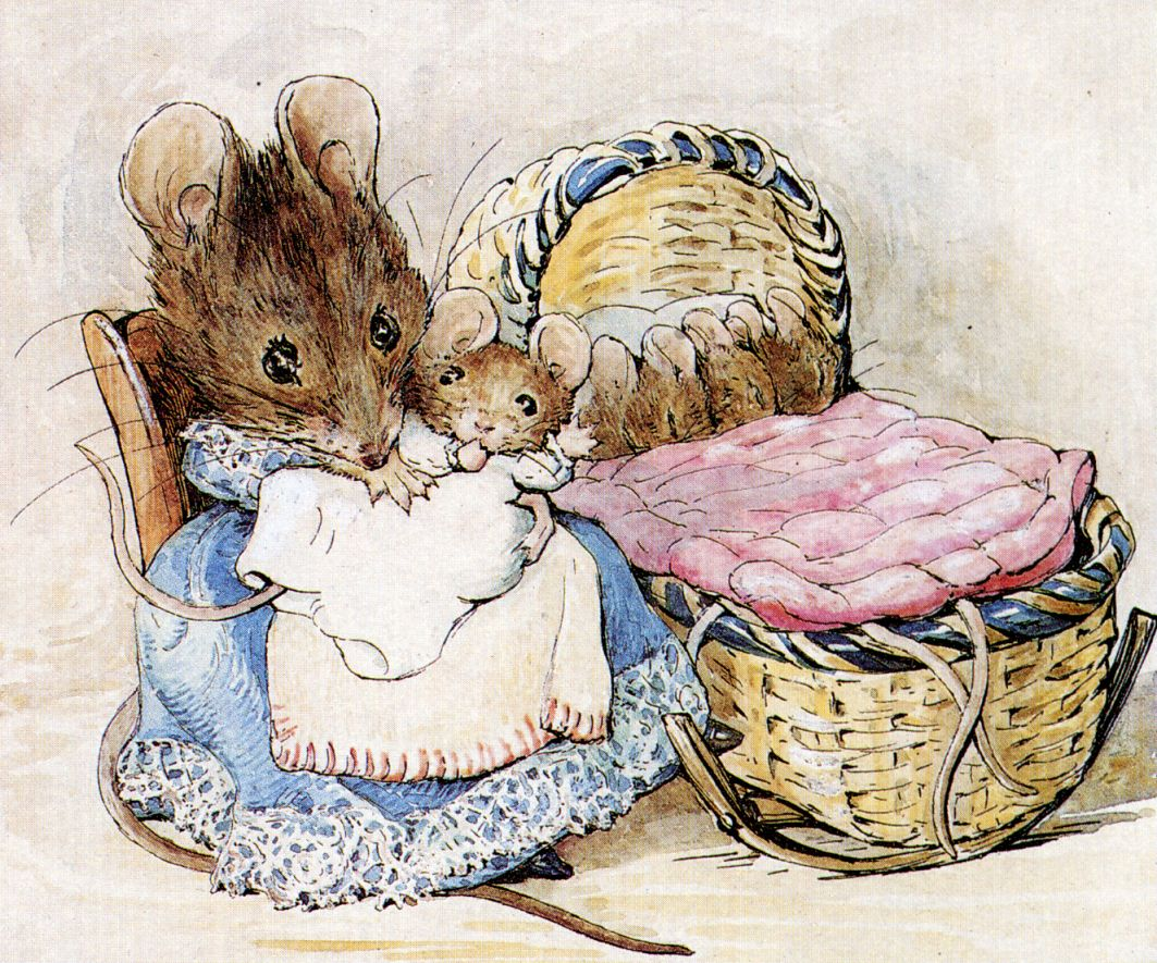 July 28th Today S Birthday In Literature Beatrix Potter