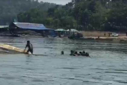 Tragis, 9 Korban Hilang Tenggelam di Waduk Kedung Ombo Boyolali