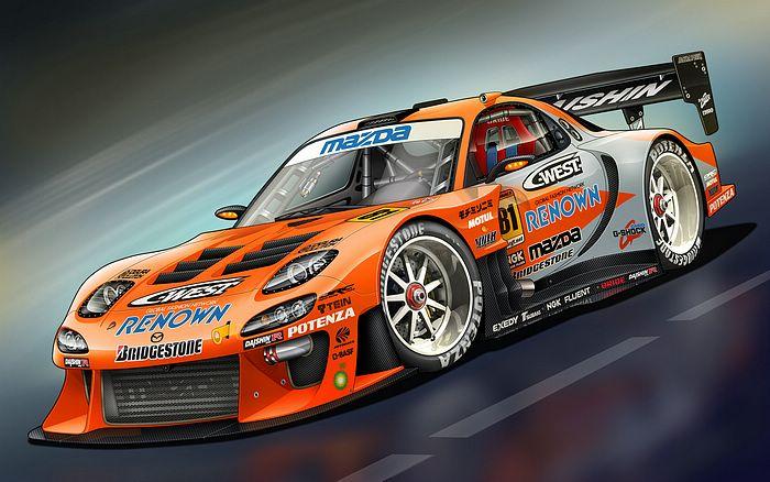Street Racing Cars Wallpaper Hd Car Qr8