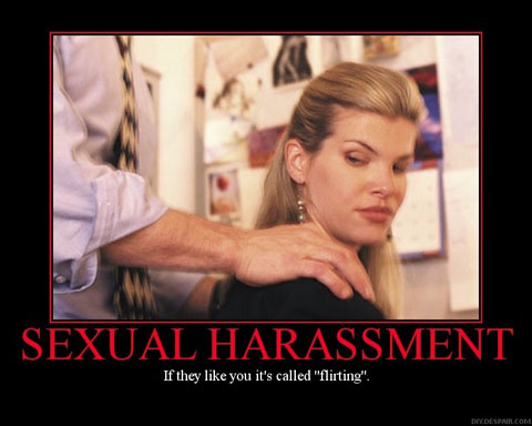 funny sexual harassment