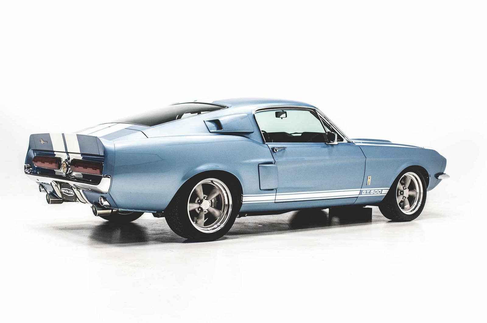Revology's 1967 Shelby GT500 Replica Costs A Whopping $219,000
