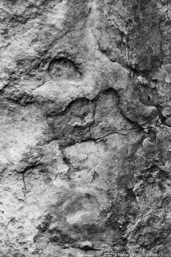L'enfoncé, grès de Fontainebleau