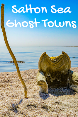 Travel the World: Some of the best Salton Sea ghost towns for photography.