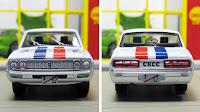 tomica Limited Vintage   Crazy Ken's  Cedric  stock car
