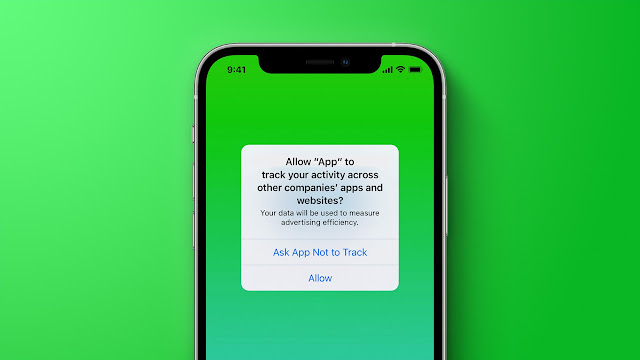 iOS 14.5 is Preventing Apps from Tracking User Data