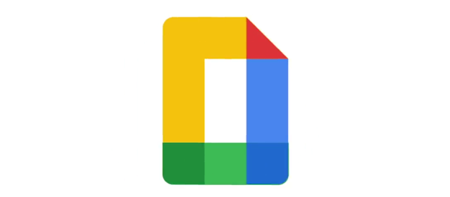 Google Document - Google Workspace New Icon