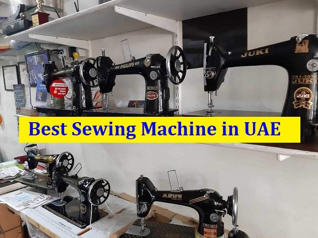 Best Sewing Machine in UAE