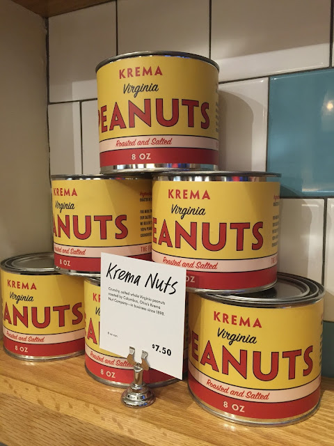 Venture & Roam: Jeni's Splendid Ice Cream Krema Nuts